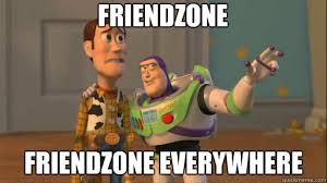 What to do if you get friendzoned