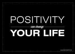 bring positivity in your outlook