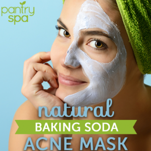 use baking soda
