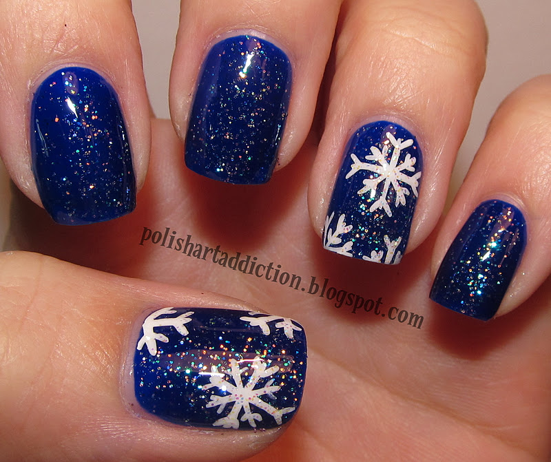 Top 12 Easy Beautiful Nail Art Designs , Listovative