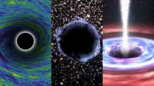kinds of black holes