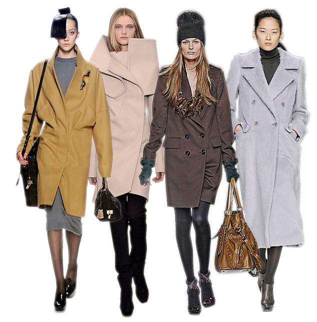 Louis Vuitton long Coats
