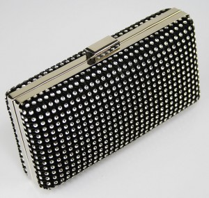 Black-Sparkly-Diamante-Clutch-bag