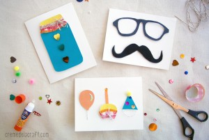 DIY-Project-Craft-Idea-How-To-Make-Cards-Birthday-Mothers-Fathers-Day-Anniversary-Wedding