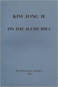 On_the_Juche_Idea_cover