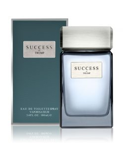 Introducing Success by Trump. (PRNewsFoto/Five Star Fragrance Company)