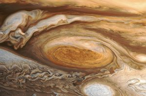 Hurricanes on Jupiter