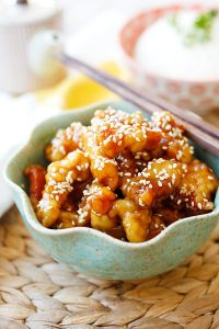 sesame-chicken