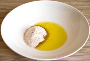 sugar and oliveoil