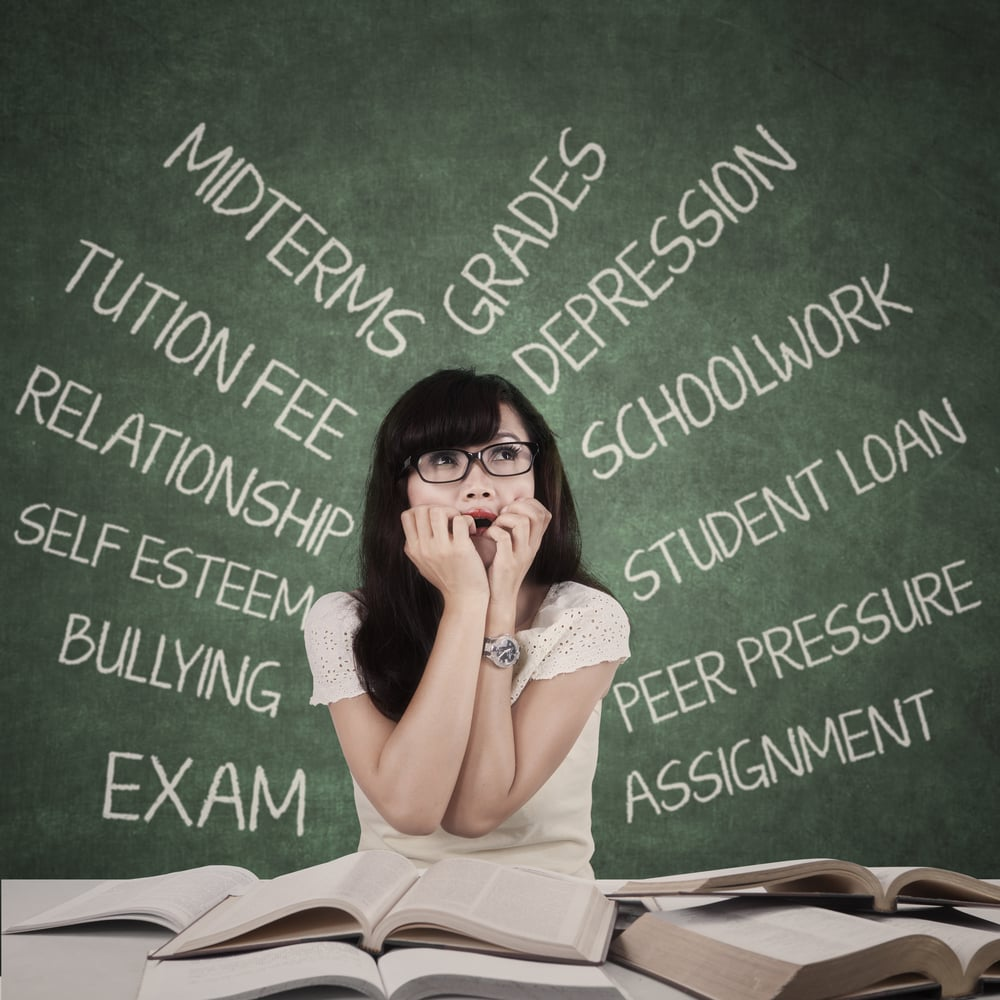 Not very problems faced by working adult student happens. Let's