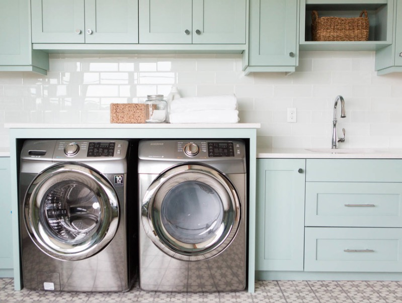 22 Clever And Coolest Laundry Room Ideas Listovative